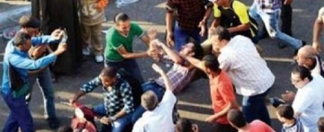 مصرع شخص وإصابة 12 في اشتباكات بالأسلحة النارية بين باعة جائلين بالمنصورة