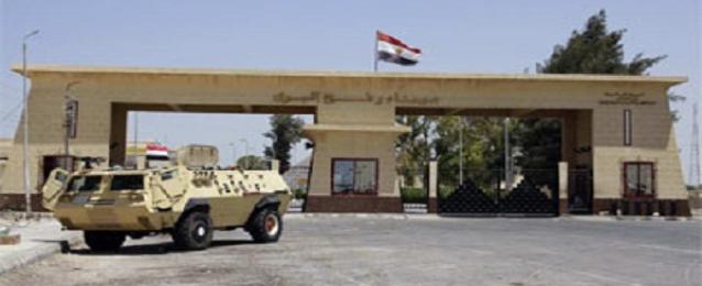 مصر تفتح معبر رفح أمام الحالات الإنسانية