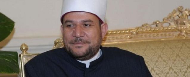 وزيرالأوقاف: القيادة الفرنسية تدعم جهود مصر لمواجهة الإرهاب