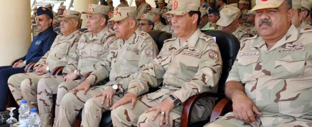 صدقى صبحى: القوات المسلحة ستظل الدرع الواقى لهذا الشعب العظيم