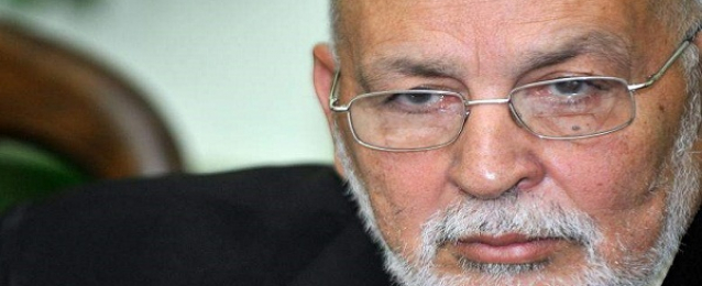 أبوالعزايم يطالب الشعب بمساندة السيسي