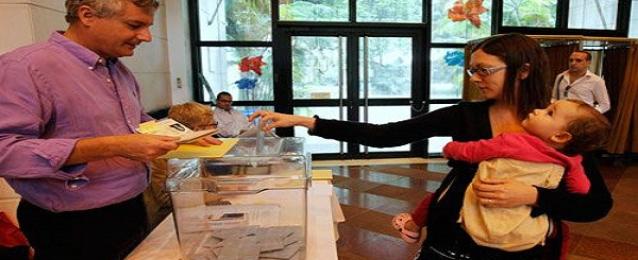 إنطلاق عملية تصويت المصريين فى فرنسا بالإنتخابات الرئاسية