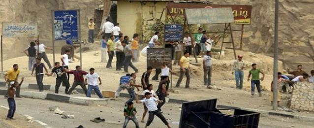 الحبس سنتين ل 34 إخوانيًا فى أحداث شغب مصر القديمة