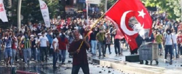 """أردوغان يحذِّر الأتراك من إحياء ذكرى """"أحداث تقسيم"""" اليوم"""