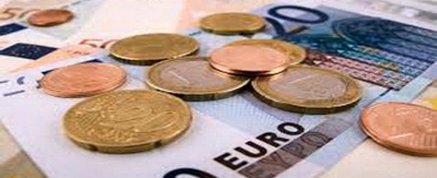 ارتفاع نسبى لسعر اليورو امام الدولار