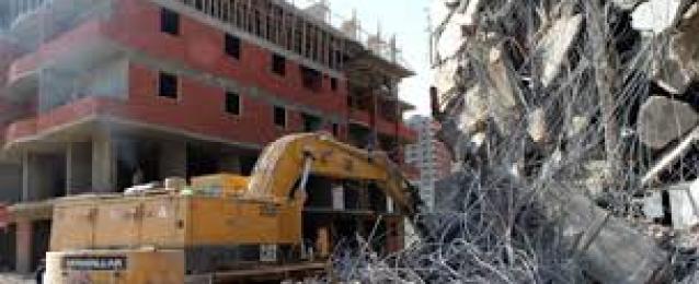 تكثيف حملات رفع الاشغالات وإزالة التعديات فى القاهرة الفاطمية بحى وسط