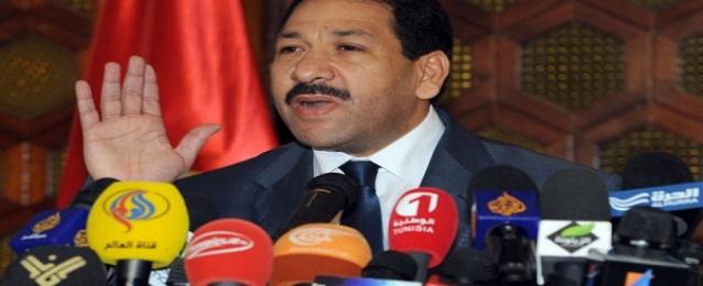 استشهاد 4 حراس في محاولة اغتيال وزير الداخلية التونسي بمنزله