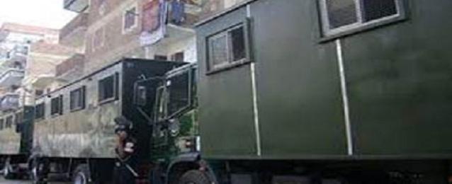الأمن ينجح فى إعادة ضابط الشرطة المختطف بالشرقية
