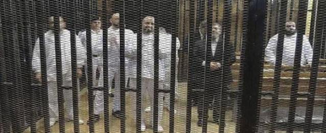 """اليوم.. استئناف جلسة محاكمة مرسي وعدد من قيادات """"الإخوان"""" في قضية التخابر"""