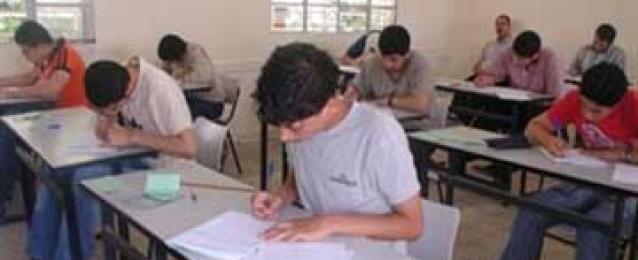 الأحد … بدء إمتحانات الإعدادية بالجيزة فى 525 لجنة وتنتهى 17 مايو