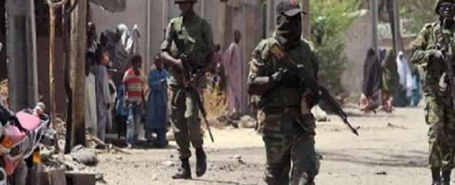 انفجارات واطلاق نار كثيف بمعقل بوكو حرام شمال شرق نيجيريا