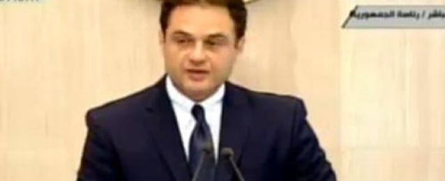 """""""الرئاسة"""" تعقد مؤتمرًا صحفيًا بعد قليل لكشف تكليفات السيسي للحكومة بعد أدائها اليمين"""