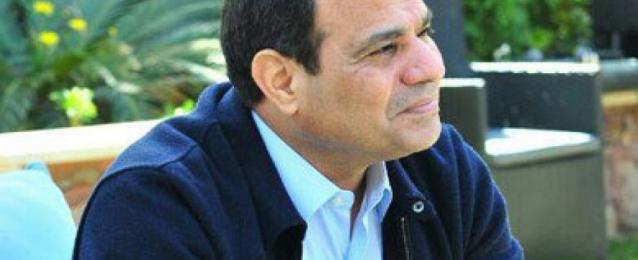 السيسي: المصلحة الوطنية وراء ترشحي للرئاسة