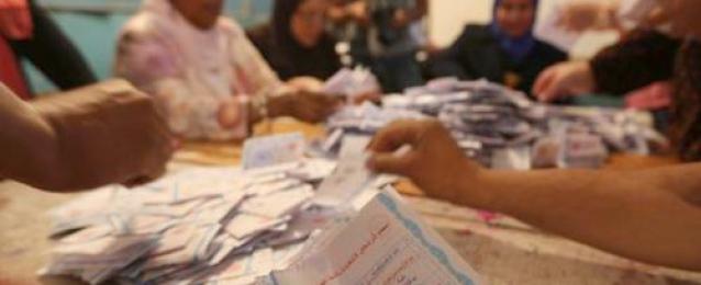 السيسي 2375 صوتًا مقابل 34 لصباحي بلجنة مدرسة شبرا الإعدادية