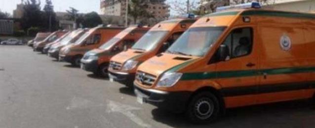 الصحة: حالتا وفاه طبيعية واصابة ٢٩ بحالات مرضية في 12 محافظة