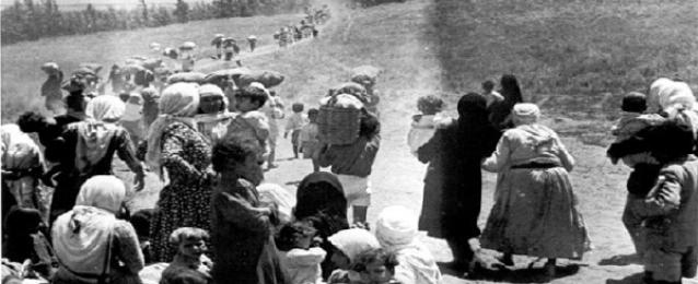 الفلسطينيون يحيون اليوم الذكرى السادسة والستين للنكبة