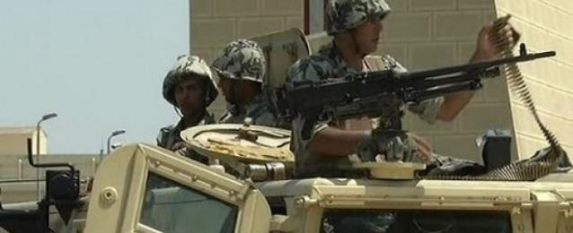 القوات المسلحة تعود إلي مناطق تمركزها بعد نجاحها بتأمين الانتخابات