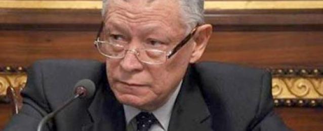 """المستشار علي عوض: الرئيس منصور يتمسك ببدء ولاية """"المنتخب"""" فور إعلان النتائج الرسمية"""