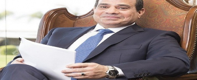السيسي للمصريين: أدعوكم لحل مشكلة بلدنا معا ليصبح قابلا للنمو والازدهار