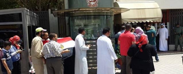 المصريون في الخارج يواصلون الإدلاء بأصواتهم في الانتخابات الرئاسية