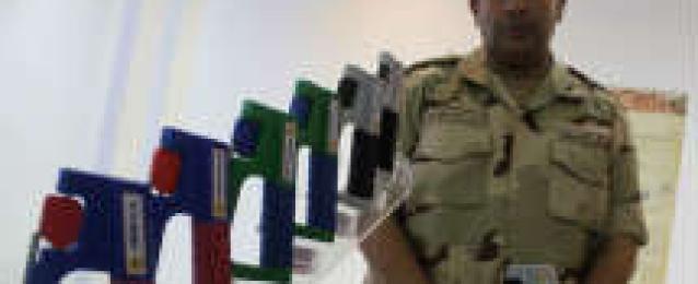 الهيئة الهندسية تعرض أجهزة الكشف عن الفيروسات فى معرض جماهيري