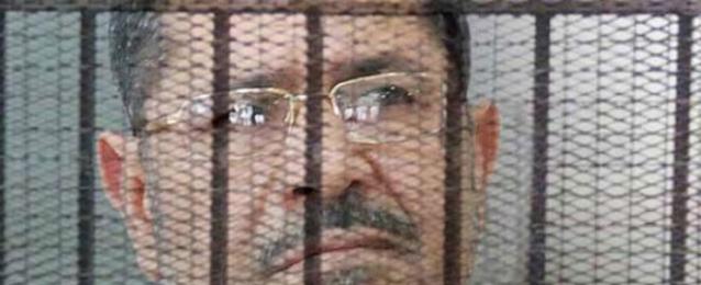 """اليوم .. إستكمال محاكمة مرسي واخرين في """"الهروب الكبير"""""""