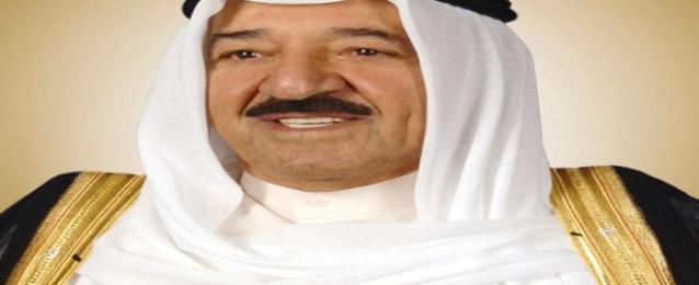 أمير الكويت يزور إيران غدا على رأس وفد رفيع المستوى