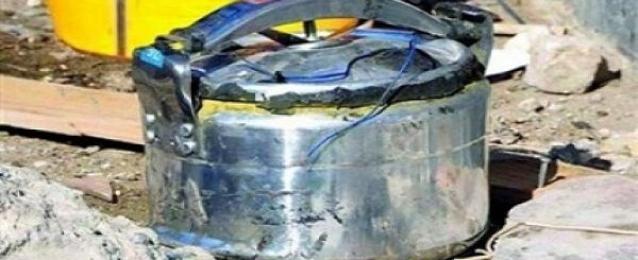 انفجار عبوة بدائية الصنع بمصر الجديدة دون إصابات