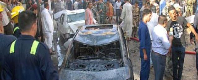 إصابة 10 سوريين في انفجار سيارة مفخخة بدير الزور