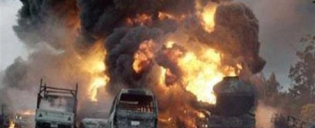 الصحة: اصابة ١١ شخصا فى انفجار واشتباكات بين الشرطة ومجهولين بشمال سيناء