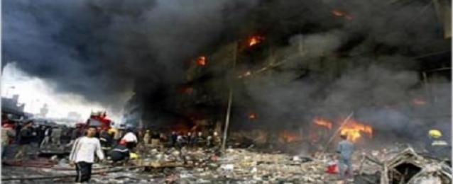 مقتل 7 وإصابة 20 من الشرطة العراقية فى انفجار بتكريت