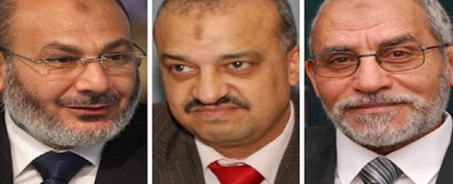 تأجيل محاكمة بديع و188 إخوانيا في أحداث ببورسعيد