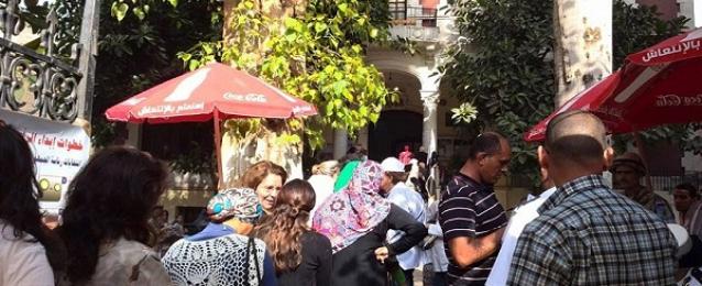 تقارير : الساعات المبكرة لماراثون الانتخابات الرئاسية تعكس تفاؤل المصريين