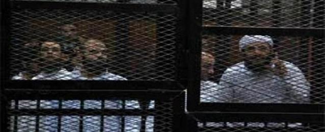 """حبس """"حباره"""" عامين لمعاودته إهانة القضاء في قضية """"مذبحة رفح الثانية"""""""