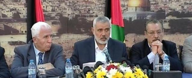 حماس وفتح تنهيان المشاورات حول حكومة التوافق لإعلانها الخميس