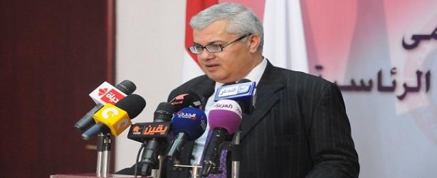 سالمان: لجنة الانتخابات الرئاسية لا تلاحق مرشحا لصالح الآخر