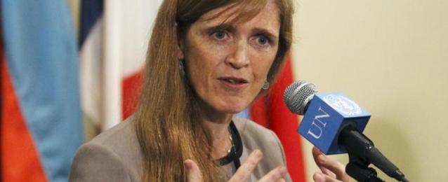 المندوبة الأمريكية الدائمة لدي الأمم المتحدة: تشوركين كذب علي مجلس الأمن حول أوكرانيا