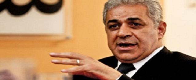 صباحى يلتقى غدا بالجاليات المصرية بالخارج عبر الفيديو كونفراس