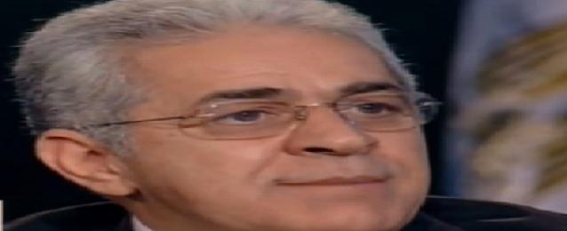صباحي:سأفرض ضريبة التحرير حال فوزي بالرئاسة