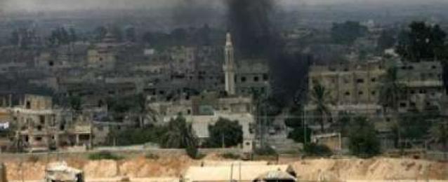 مقتل فلسطينيين وإصابة 2آخرين فى انفجار بمعسكر تدريب بغزة