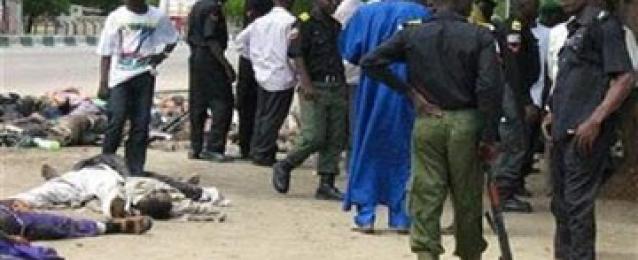 مقتل 30 شخصا في هجمات جديدة علي قري شمال شرق نيجيريا
