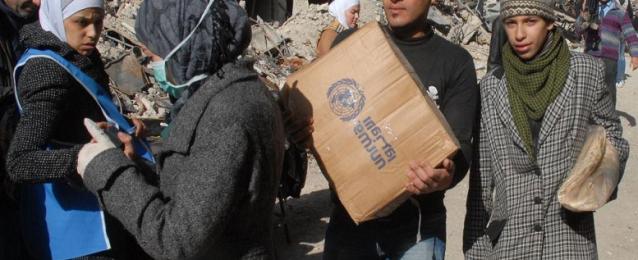 العفو الدولية تطالب مجلس الأمن بالتدخل الحاسم لحل أزمة مساعدات سوريا