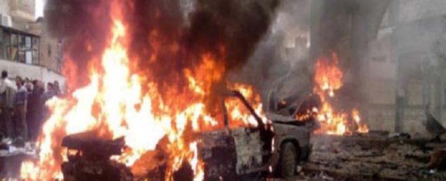 مصرع وإصابة 68 شخصا جراء انفجارين بسيارتين مفخختين بسوريا