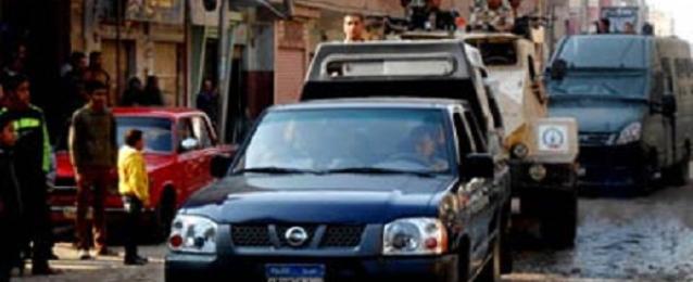 ضبط 6 من عناصر الإرهابية ببورسعيد لتورطهم في أعمال عنف