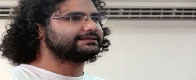 وقف محاكمة علاء عبد الفتاح و 24 آخرين لحين الفصل في رد المحكمة