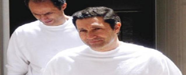 """""""السجون"""" ترفض طلبات علاء وجمال مبارك المشاركة فى الانتخابات"""