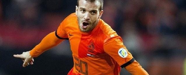 فان ديرفارت يغيب عن منتخب هولندا في كأس العالم