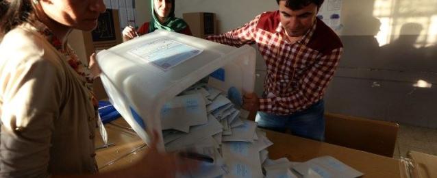 بدء عملية العد والفرز الثانية لنتائح الانتخابات البرلمانية العراقية