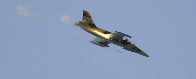 قتلي وجرحي فى قصف لقوات الجيش السوري بمدن مختلفة بريف دمشق