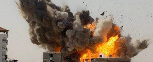 مقتل 6 عناصر إرهابية وإصابة 14 آخرين في قصف جوي بشمال سيناء